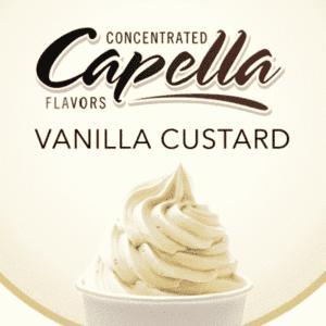 Aroma Concentrata VANILLA VUSTARD V2 Capella 10ml, Aroma Concentrata - Vanilla Vustard v2 Capella 10ml