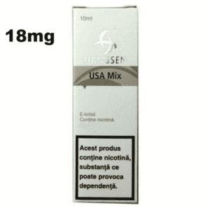 Lichid Tigara Electronica Hangsen USA MIX 18mg 10ml de pe e-potion.ro