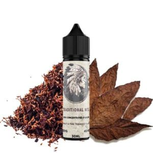 Lichid tigara electronica Smokemania TRADITIONAL MTL 30ML