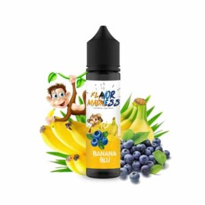 Lichid tigara electronica Flavor Madness 50ml - Banana Blu