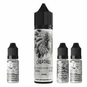 Lichid Tigara Electronica Smokemania Cherokee 6mg 60ml de pe e-potion.ro