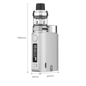 Kit Tigara Electronica Vaporesso Swag 2 80w Silver, Kit Vaporesso Swag II 80w