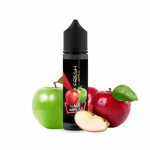 Lichid Tigara Electronica Flavor Madness Fresh Apple 50ml e-potion substitute magazin tigari electronice sibiu vapat țigară electronica lichide cu nicotina Lichid Flavor Madness 50ml - Fresh Apple