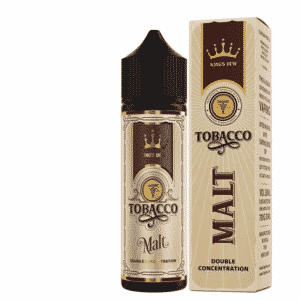 Lichid tigara electronica Kings Dew 0mg 30ml Tobacco Malt