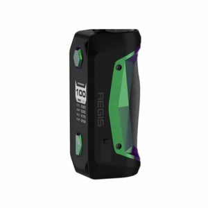Mod tigara electronica Geekvape Aegis Solo Green, Mod Geekvape Aegis Solo Green