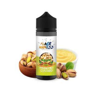 Lichid Flavor Madness 100ml - Pistachio Custard