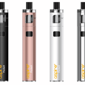 Tigara Electronica Aspire Pocke X Silver., Kit Aspire PockeX