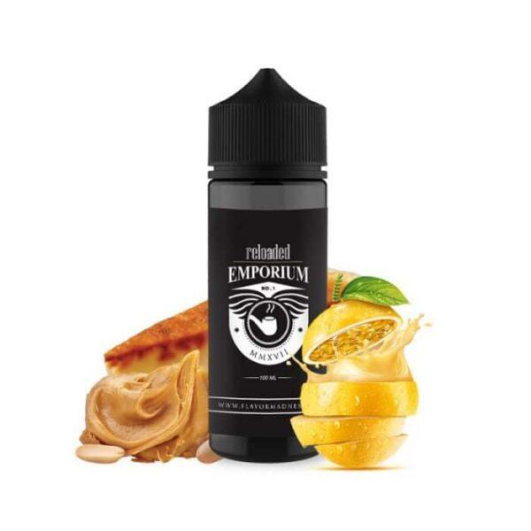 Lichid tigara electronica Flavor Madness - Emporium 100ml - Reloaded