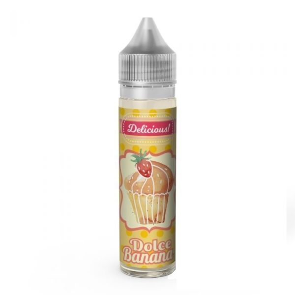 Lichid Kings Dew 0mg 40ml Dolce Banana