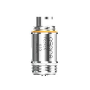Rezistenta Aspire Pockex 0.6 ohm de pe e-potion.ro