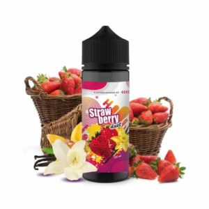 Lichid Tigara Electronica Flavor Madness Strawberry Duet 100ml e-potion substitute magazin tigari electronice sibiu vapat țigară electronica lichide cu nicotina Lichid Flavor Madness 100ml - Strawberry Duet
