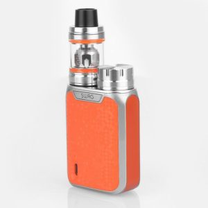 Set Tigara Electronica Vaporesso Swag 80w Orange