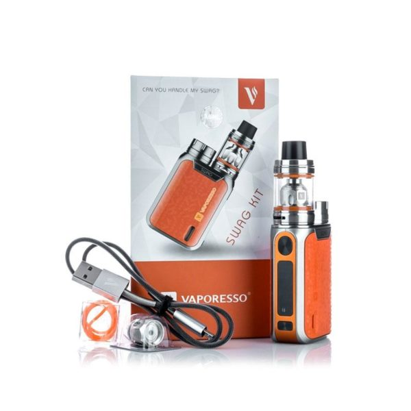 Kit Vaporesso Swag 80w Orange