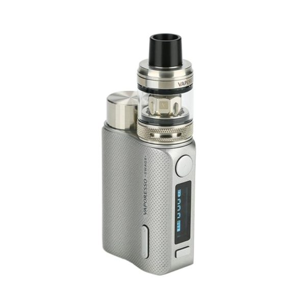 Kit Vaporesso Swag 2 80w Silver