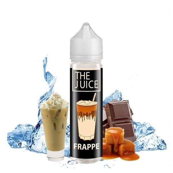 Lichid Tigara Electronica The Juice 40ml Frappe