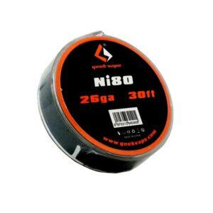 Rola fir Geekvape Ni80 26ga 0.4mm 10m