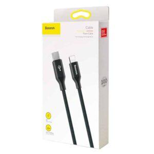 Cablu Baseus Type C la Lightning 2A 1m