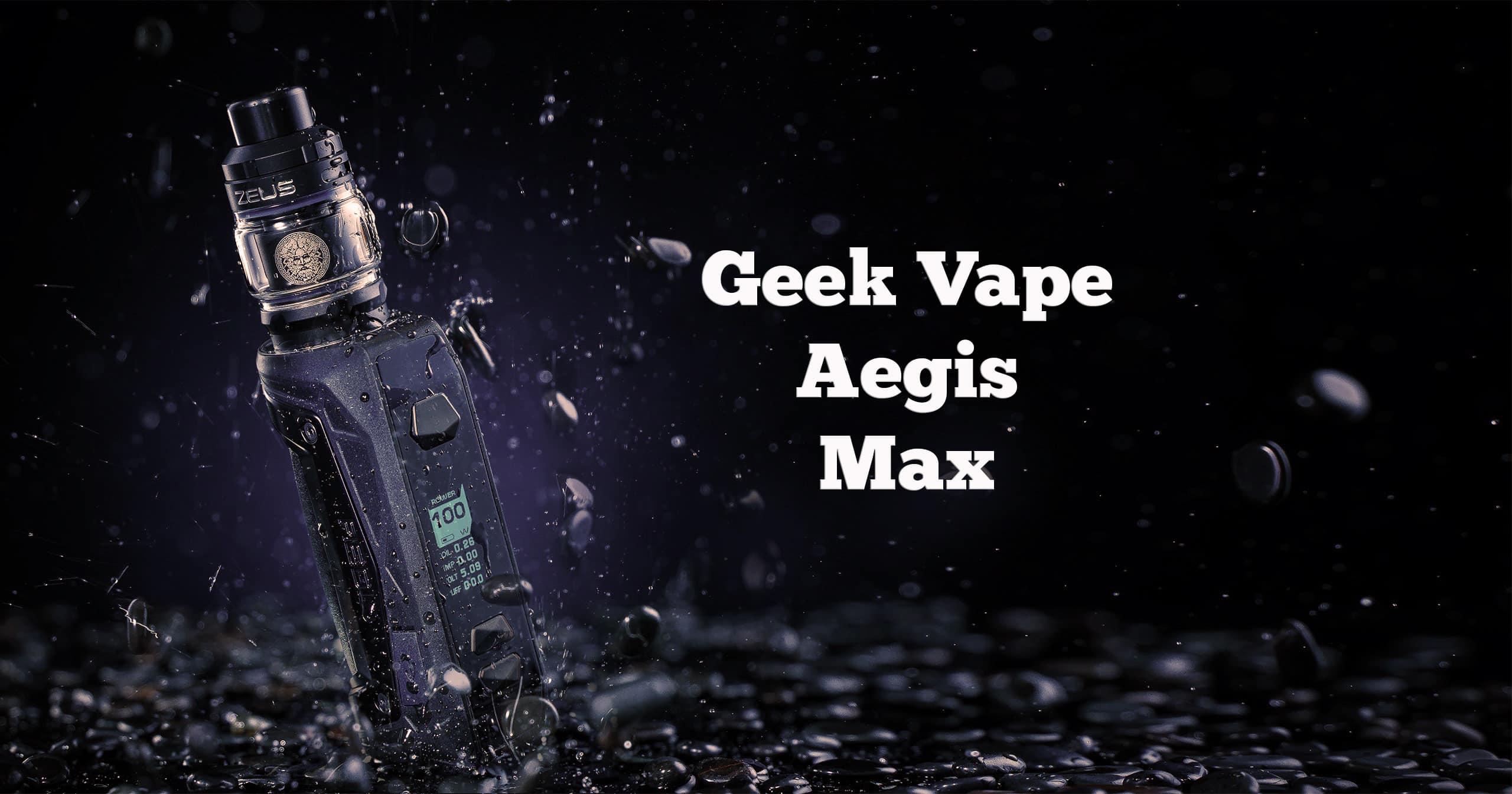 mod tigara electronica geek vape aegis max, geekvape aegis max