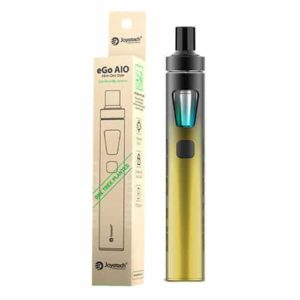 Kit Joyetech EGO AIO ECO SS 1700 mAh EDITIE LIMITATA GRADIENT Yellow