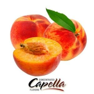 Aroma Tigara Electronica Juicy peach Capella 10ml
