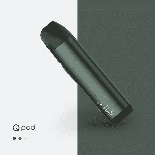 Pod JustFog QPod Green de pe e-potion.ro