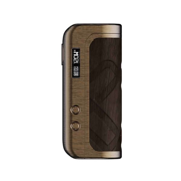 Mod tigara electronica Augvape FOXY ONE 120W Copperwood Pattern Leather