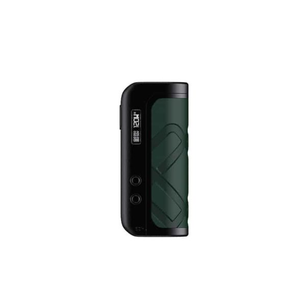Mod tigara electronica Augvape FOXY ONE 120W Black&Green Leather