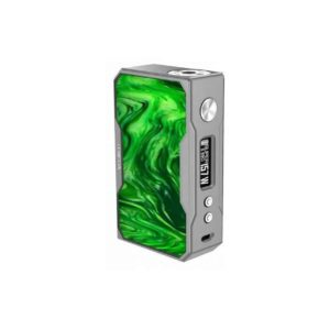 Mod Voopoo DRAG 157W TC Jade Resin