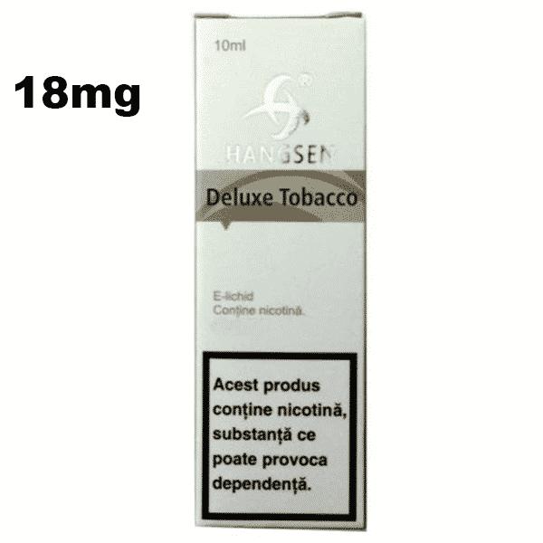 Lichid Tigara Electronica Hangsen DELUXE TOBACCO 18mg 10ml de pe e-potion.ro