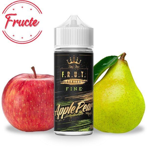 Lichid Kings Dew FRUT Apple Pear 100ml