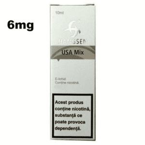 Lichid Tigara Electronica Hangsen USA MIX 6mg 10ml de pe e-potion.ro