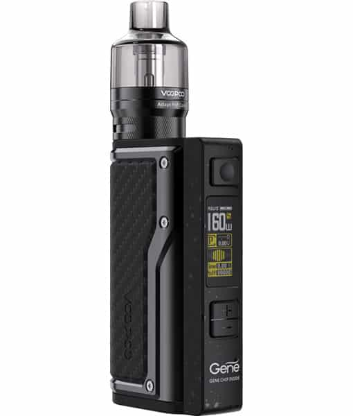 Kit Voopoo Argus GT 160W Full Black de pe e-potion.ro