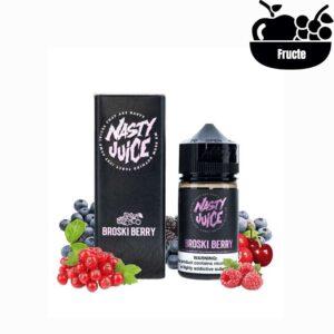 Lichid tigara electronica Nasty Berry Broski Berry 50ml de pe e-potion.ro