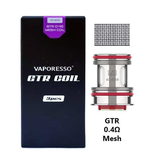 Rezistenta Vaporesso GTR Mesh 0.4 ohm de pe e-potion.ro