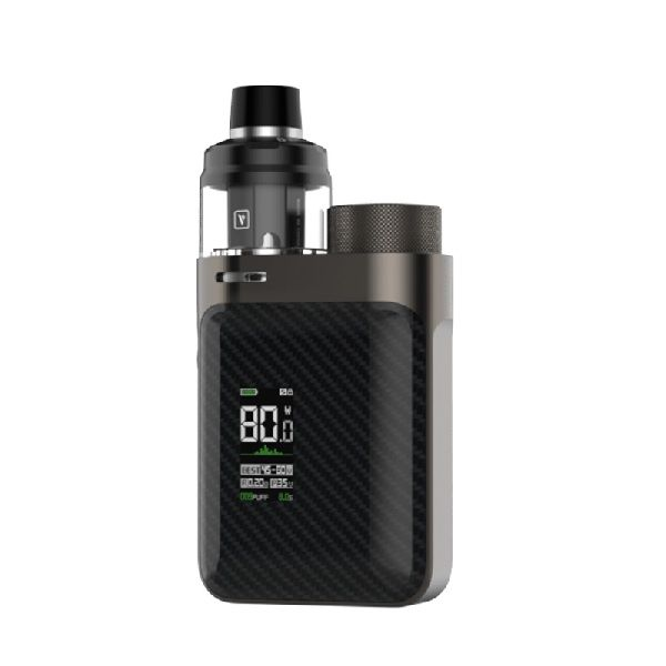 Kit Tigara Electronica Vaporesso Swag PX80 Black de pe e-potion.ro