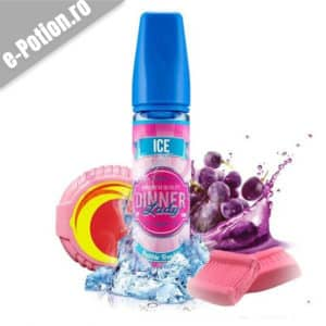 Lichid tigara electronica Dinner Lady Bubble Trouble Ice 50ml