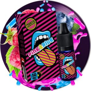 Aroma Big Mouth Pink & Blue 10ml