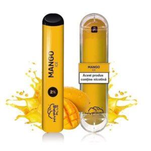 Pod tigara electronica Hyppe Plus Mango Ice 20mg,